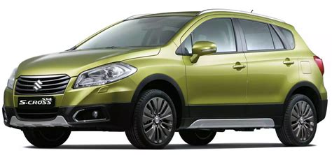 maruti suzuki details maruti suzuki details s cross before analysts launch