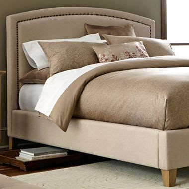 jc penny beds chelsea bed jcpenney for the home pinterest