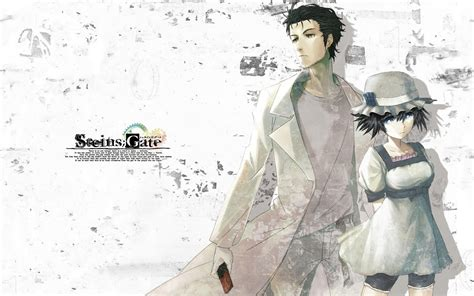 high resolution wallpaper steinsgate wallpapers