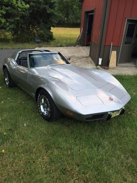 1975 chevrolet corvette stingray for sale 37 used cars from 6 325 1975 corvette stingray 4 spd t tops for sale photos technical specifications description