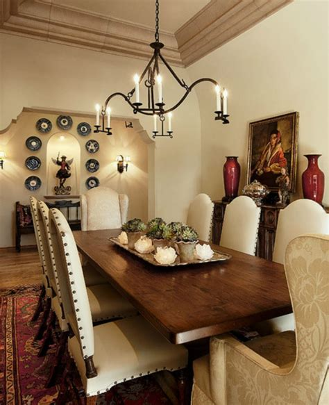 10 Inviting Old World Style Dining Rooms Artisan Crafted Iron Furnishings And Decor Blog | pictures old world mediterranean furniture home