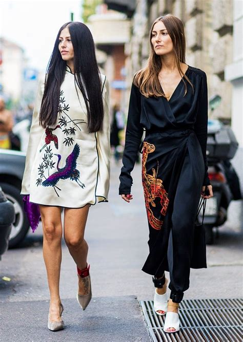 fashion style 23 jaw dropping style looks from milan fashion week