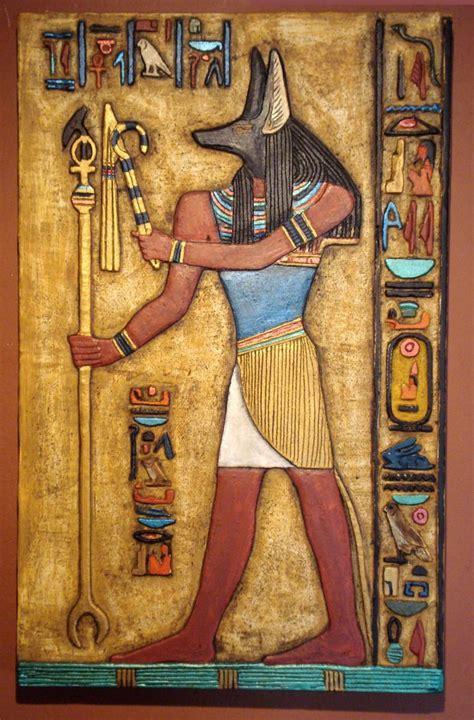 Imagenes Egipcias De Anubis | historia de anubis antiguo dios info taringa