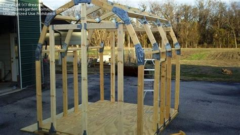 Framing Kit Shed by Greenhouse Shed Frame Kit Greenhouse 1 By Dreaves