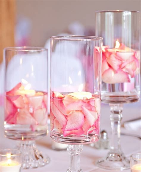 diy centerpieces 22 eye catching inexpensive diy wedding centerpieces