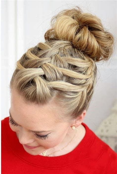 hairstyles easy updos best 25 easy braided hairstyles ideas on