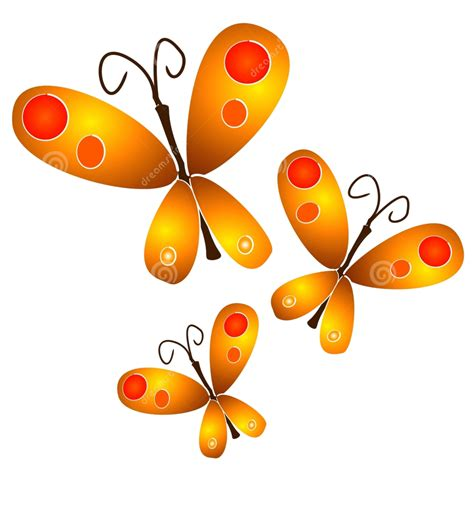 immagini clipart gold butterflies png by hanabell1 on deviantart