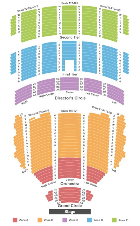 pittsburgh seating chart the nutcracker benedum center pittsburgh tickets