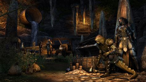 The Scroll Thief thieves guild guide systems skill line elder scrolls