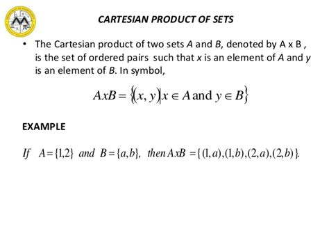 cartesian product venn diagram mit math syllabus 10 3 lesson 1 sets and the real number system