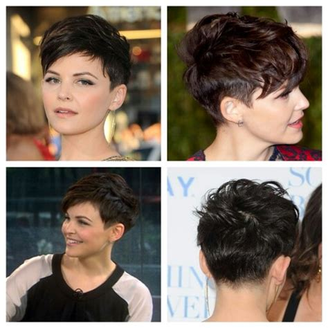 side and front view short pixie haircuts front back side view pixie cut hair ideas pinterest