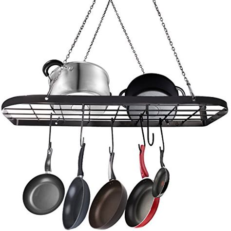 Pots Pans Rack From Ceiling Best Ceiling Pot Rack Out Of Top 24