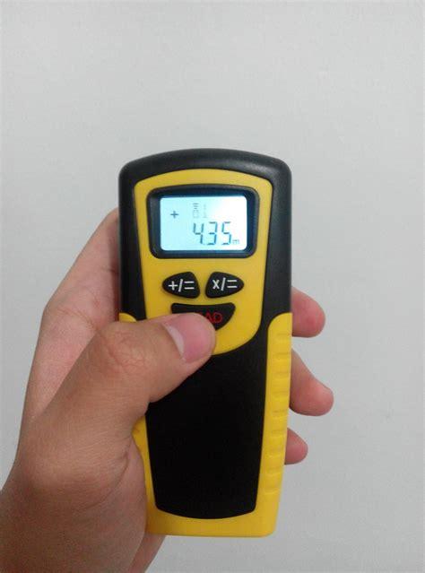 Alat Ukur Multimeter Digital jual alat digital pengukur ukur jarak 0 5 18 meter fitur