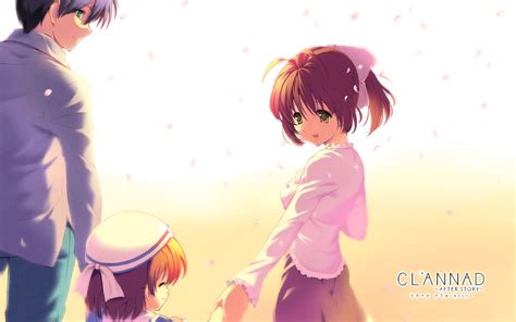 wallpaper anime clannad clannad computer wallpapers desktop backgrounds