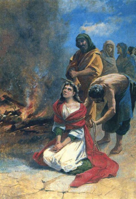 martirio renovaci 243 n de martirio de santa luc 237 a virgen y m 225 rtir de siracusa