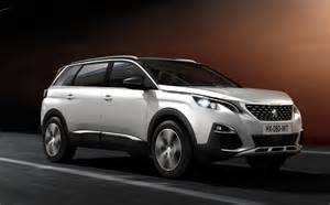 Peugeot News New 2017 Peugeot 5008 Joins The Suv Crowd