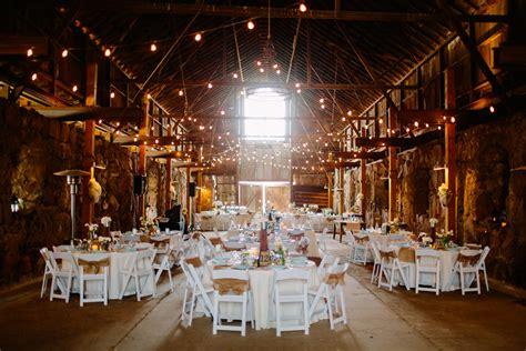 california barn wedding at santa margarita ranch rustic wedding chic