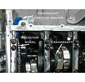 Crankshaft Position Sensor CKP