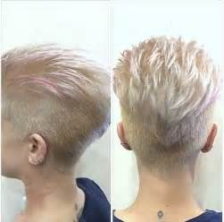 Kurzhaarfrisuren Blond Frauen 2015