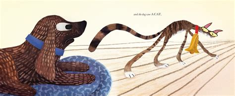 they all saw a they all saw a cat an interview with brendan wenzel the childrens book review