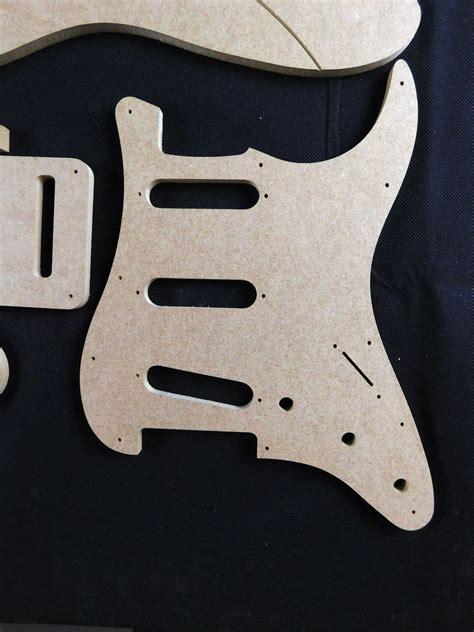 bass guitar templates stratocaster guitar template set