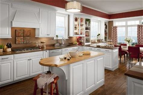 kitchen cabinet display from lowe s shenandoah winchester 20 best images about painted cabinets on pinterest
