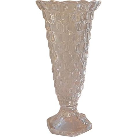 Fostoria Vase by Fostoria American Vase From Colemanscollectibles