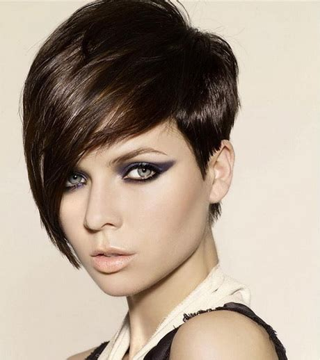 womens short hairstyles pictures funky short haircuts for women