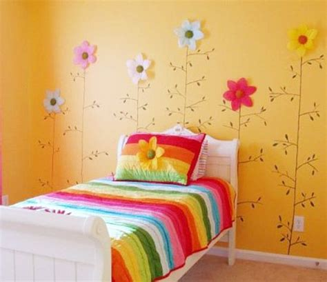 girls room paint ideas flowers girls room paint ideas picture concept for