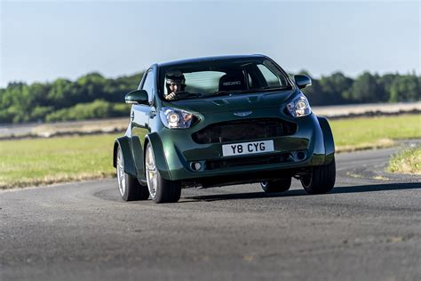 Aston Martin Carolina by Aston Martin Shoehorns V8 Vantage S Running Gear Into A