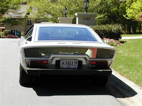 maserati khamsin maserati khamsin history photos on better parts ltd