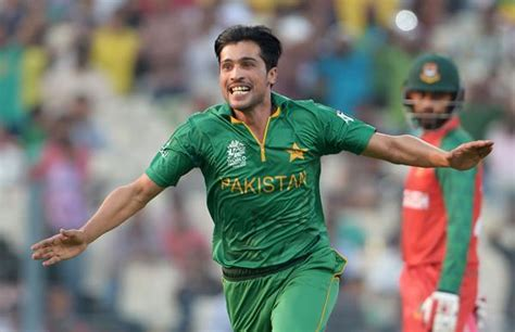 biography of muhammad amir cricketer mohammad amir thanks his lucky stars after making comeback