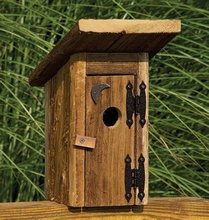 Cute Cedar Bird House Plans   New Home Plans Design