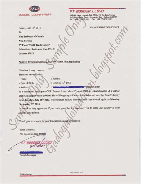 Contoh Suran Izin Karyawan Perusahan by Berburu Visa Schengen Jejak Kaki