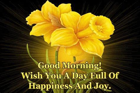 Id 82 Blue Flower send free ecard morning wish from greetings101