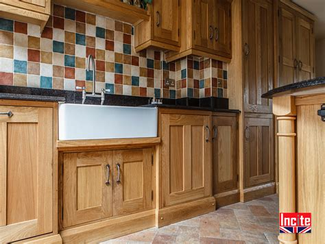 Handmade Oak Kitchens - handmade kitchens surry bespoke kitchens best free