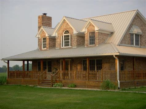 farm style house plans with wrap around porch