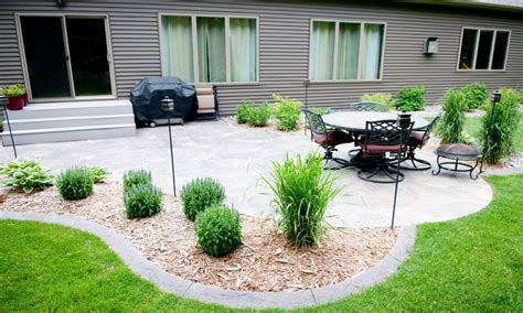 diy backyard landscaping on a budget patio design ideas diy patios on a budget backyard patio