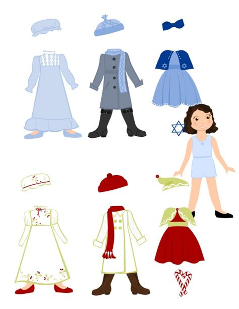 new year paper clothes 41 free paper doll and printable dress ups tip junkie