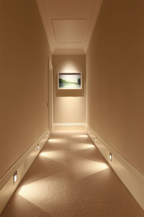 25 best ideas about hallway lighting on