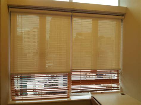 Wooden Roller Blinds Hospital Clinics Soft In Living