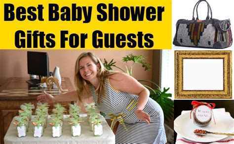what to give guests at a baby shower best baby shower gifts for guests gifts for baby shower