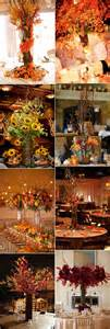 centerpieces for fall wedding receptions 46 inspirational fall autumn wedding centerpieces ideas