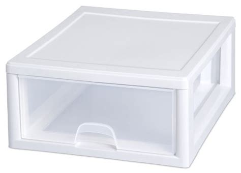 Sterilite 6 Drawer by Awardpedia Sterilite 23018006 16 Quart 15 Liter Stacking