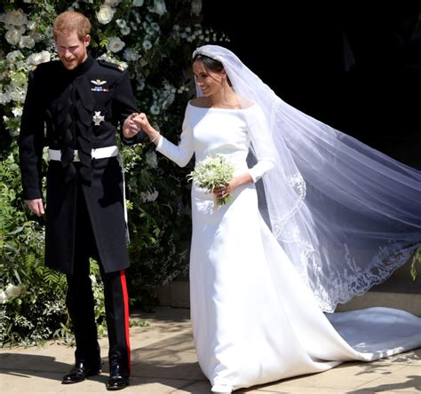 hochzeitskleid megan meghan markle so sexy war ihr after party brautkleid nach