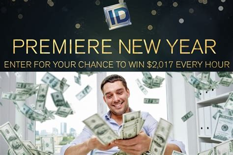 Investigation Giveaway - investigation discovery premiere new year giveaway sweepstakesbible