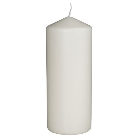 candele ikea fenomen unscented block candle 20 cm ikea