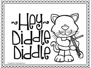 hey doodle doodle rhyme 1000 ideas about hey diddle diddle on nursery