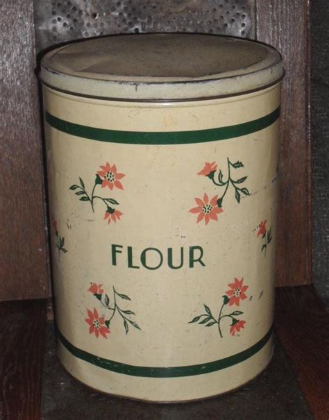 kitchen flour canisters 670 best images about dated bread boxes and canisters on