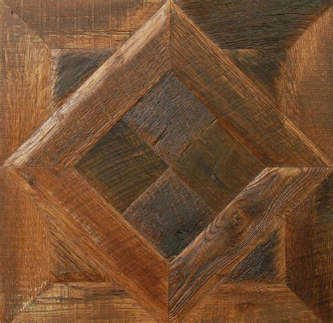 Gothic Wood Parquet